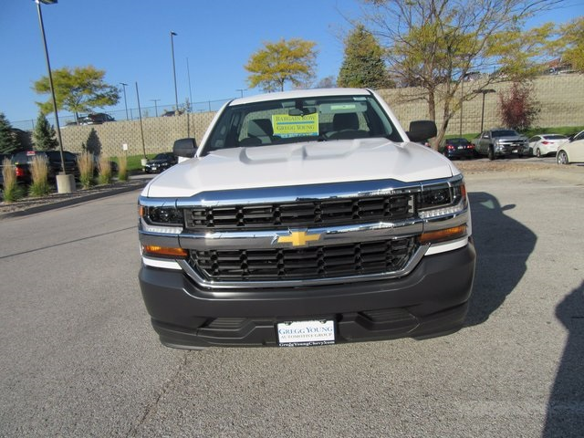 2018 Silverado 1500 Regular Cab Pickup #C20275 - photo 3