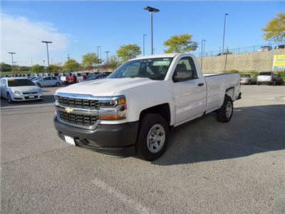 2018 Silverado 1500 Regular Cab Pickup #C20275 - photo 4
