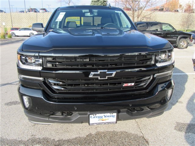 2018 Silverado 1500 Crew Cab 4x4 Pickup #C20316 - photo 3