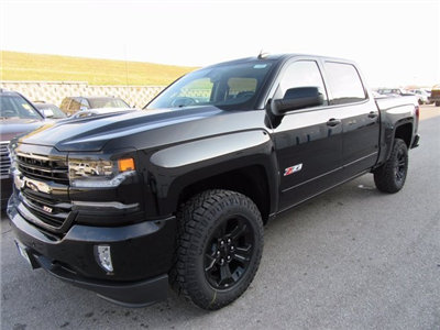 2018 Silverado 1500 Crew Cab 4x4 Pickup #C20316 - photo 4