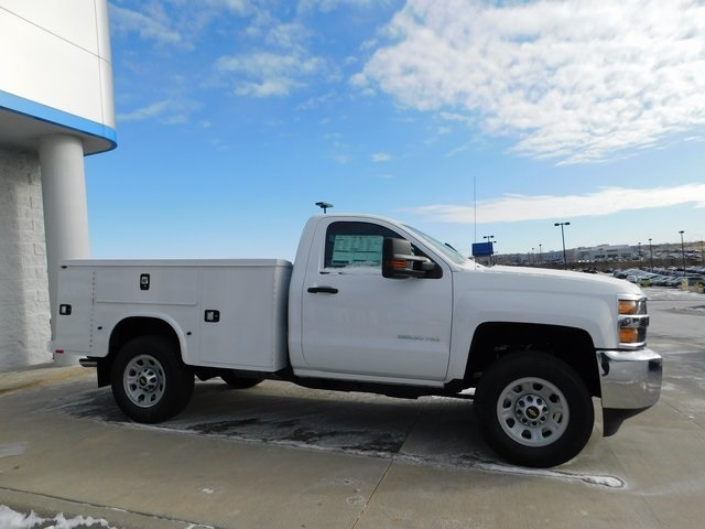 2017 Silverado 2500 Regular Cab 4x4, Knapheide Service Body #C20675 - photo 3