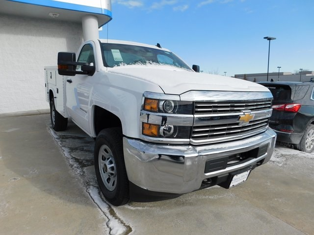 2017 Silverado 2500 Regular Cab 4x4, Knapheide Service Body #C20675 - photo 4