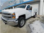 2017 Silverado 2500 Regular Cab 4x4, Knapheide Service Body #C20675 - photo 1