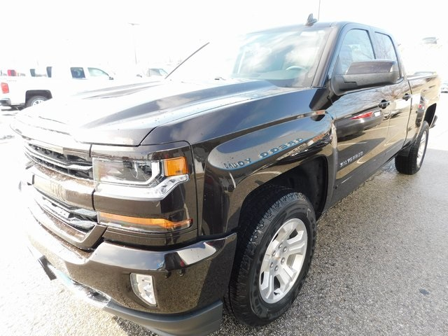 2018 Silverado 1500 Double Cab 4x4, Pickup #C20704 - photo 1