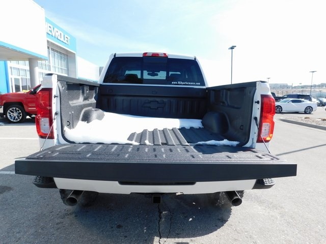 2018 Silverado 1500 Crew Cab 4x4,  Pickup #C20783 - photo 11