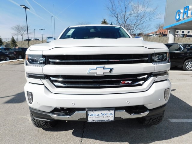 2018 Silverado 1500 Crew Cab 4x4,  Pickup #C20783 - photo 4