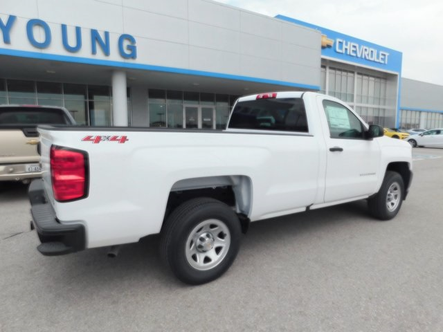 2018 Silverado 1500 Regular Cab 4x4,  Pickup #C20819 - photo 2