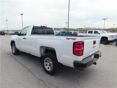 2018 Silverado 1500 Regular Cab 4x4,  Pickup #C20819 - photo 5