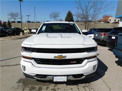 2018 Silverado 1500 Double Cab 4x4, Pickup #C20821 - photo 4