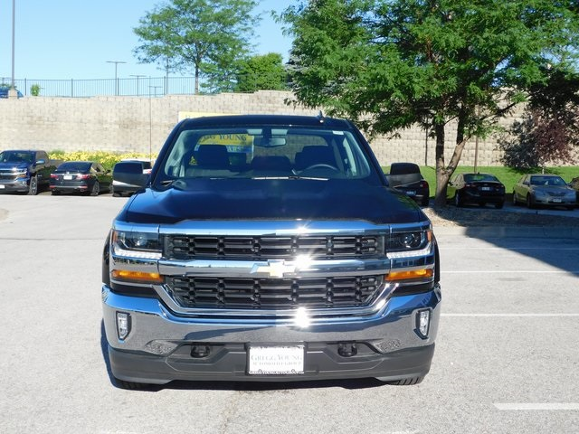 2018 Silverado 1500 Crew Cab 4x4,  Pickup #C20876 - photo 4