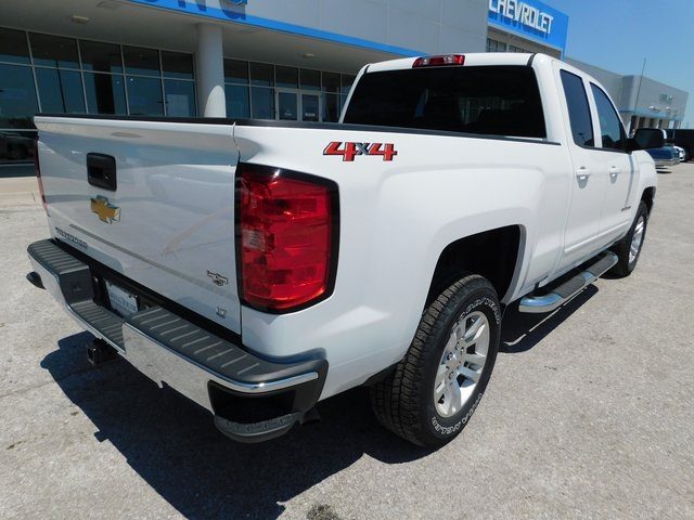 2018 Silverado 1500 Double Cab 4x4,  Pickup #C20879 - photo 2