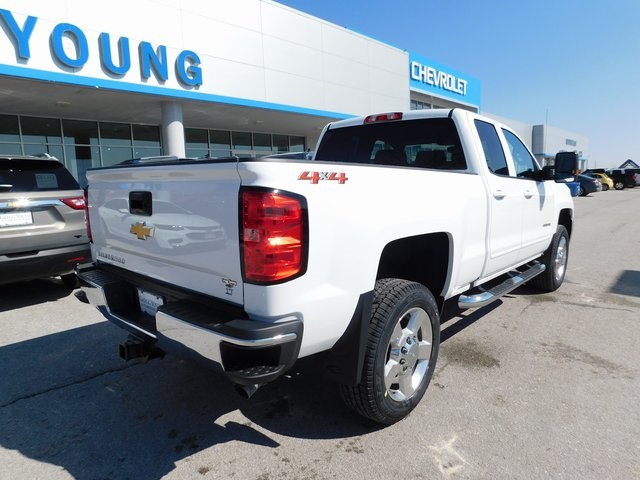 2018 Silverado 2500 Double Cab 4x4,  Pickup #C20880 - photo 2