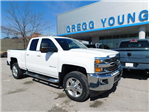 2018 Silverado 2500 Double Cab 4x4,  Pickup #C20880 - photo 1