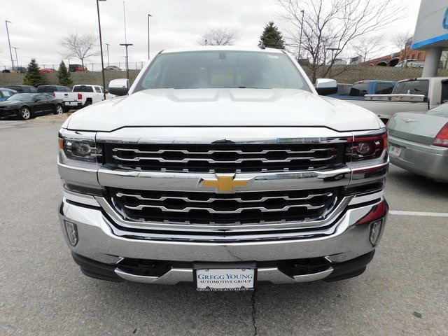 2018 Silverado 1500 Double Cab 4x4,  Pickup #C20881 - photo 16