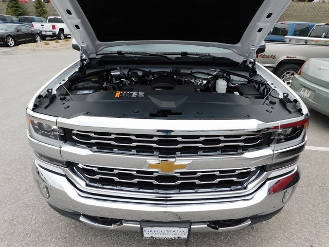 2018 Silverado 1500 Double Cab 4x4,  Pickup #C20881 - photo 17