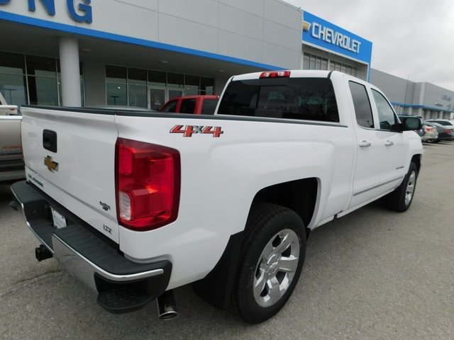 2018 Silverado 1500 Double Cab 4x4,  Pickup #C20881 - photo 2