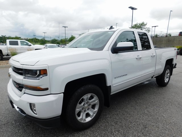 2018 Silverado 1500 Double Cab 4x4,  Pickup #C20950 - photo 4