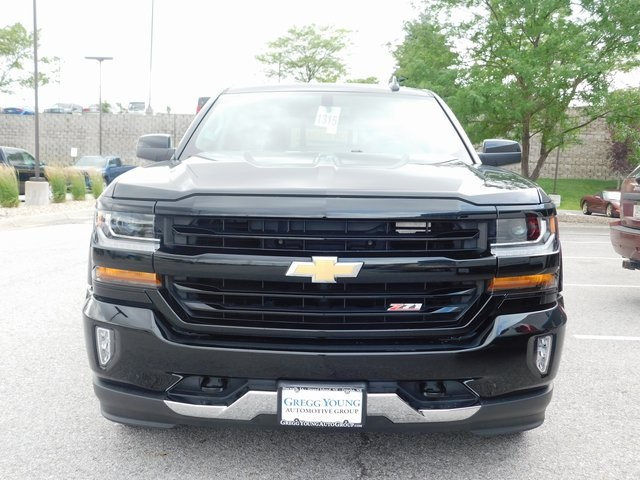 2018 Silverado 1500 Double Cab 4x4,  Pickup #C20958 - photo 12