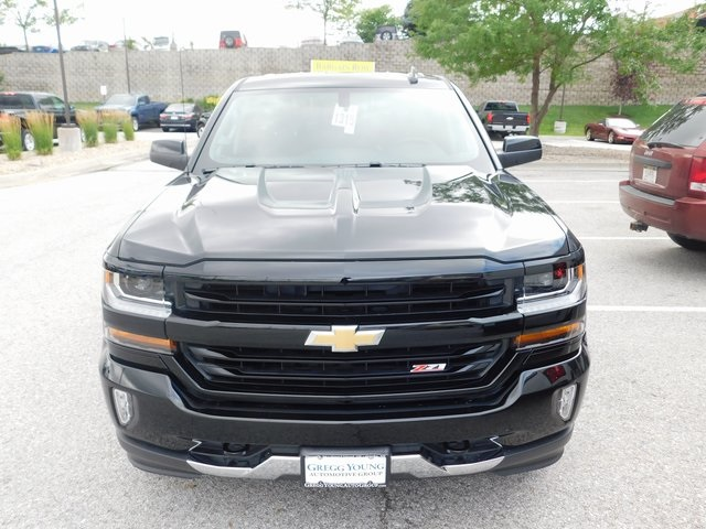 2018 Silverado 1500 Double Cab 4x4,  Pickup #C20958 - photo 13