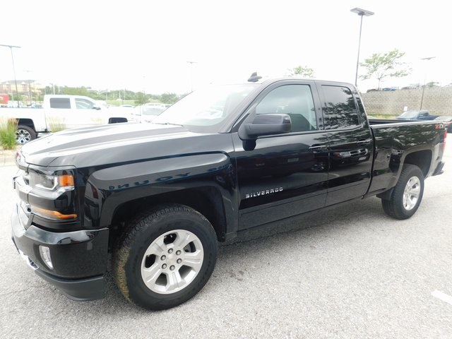 2018 Silverado 1500 Double Cab 4x4,  Pickup #C20958 - photo 4