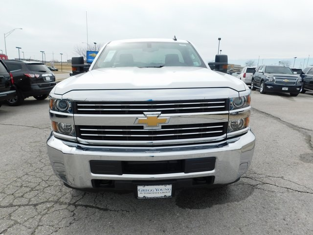 2017 Silverado 2500 Regular Cab 4x4, Knapheide Standard Service Body #C20962 - photo 5