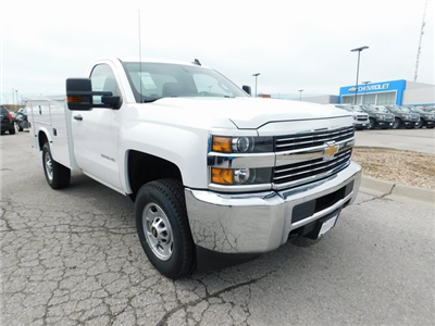 2017 Silverado 2500 Regular Cab 4x4, Knapheide Standard Service Body #C20962 - photo 3