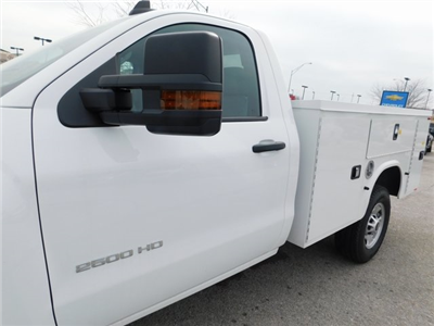 2017 Silverado 2500 Regular Cab 4x4, Knapheide Standard Service Body #C20962 - photo 7