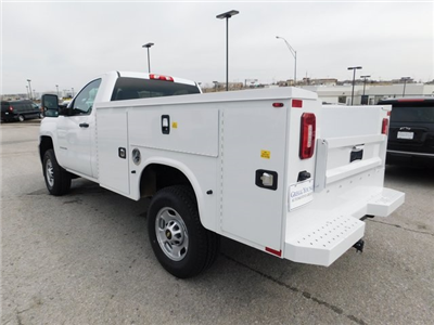 2017 Silverado 2500 Regular Cab 4x4, Knapheide Standard Service Body #C20962 - photo 2