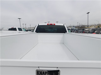 2017 Silverado 2500 Regular Cab 4x4, Knapheide Standard Service Body #C20962 - photo 9
