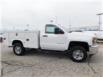 2017 Silverado 2500 Regular Cab 4x4, Knapheide Standard Service Body #C20962 - photo 4