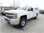 2017 Silverado 2500 Regular Cab 4x4, Knapheide Standard Service Body #C20962 - photo 1