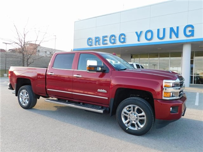 2018 Silverado 2500 Crew Cab 4x4, Pickup #C20965 - photo 1