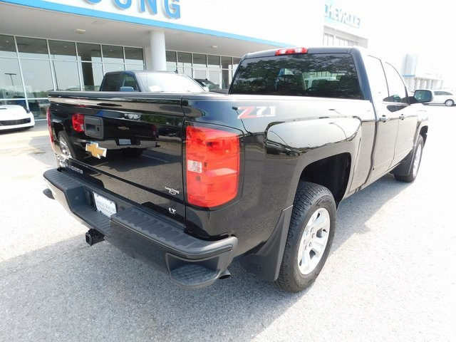 2018 Silverado 1500 Double Cab 4x4,  Pickup #C20973 - photo 2