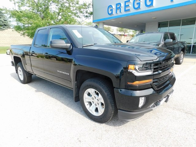 2018 Silverado 1500 Double Cab 4x4,  Pickup #C20973 - photo 1