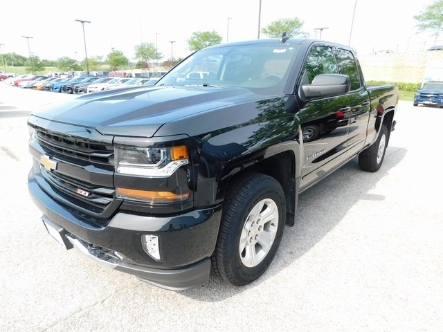 2018 Silverado 1500 Double Cab 4x4,  Pickup #C20973 - photo 5