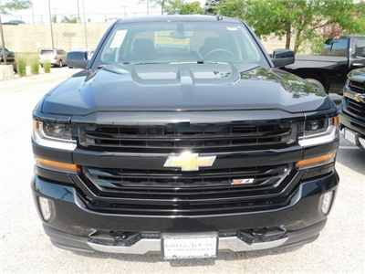 2018 Silverado 1500 Double Cab 4x4,  Pickup #C20973 - photo 4