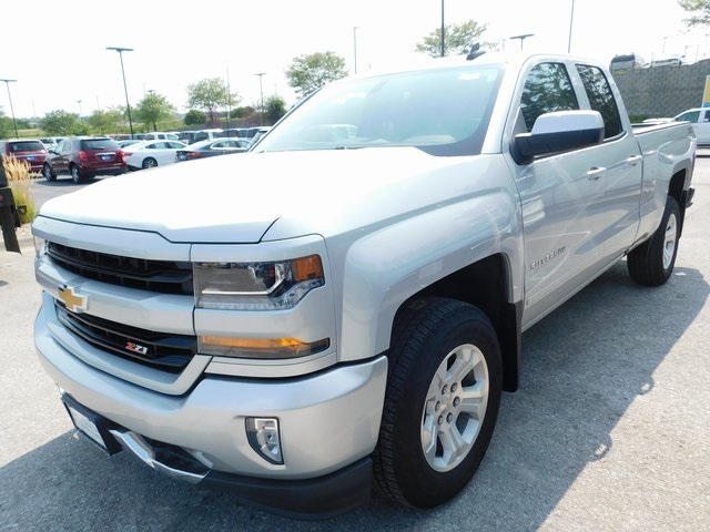2018 Silverado 1500 Double Cab 4x4,  Pickup #C20976 - photo 4