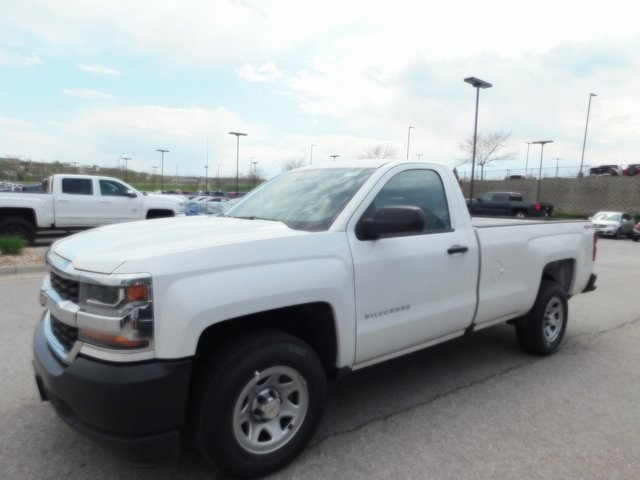 2018 Silverado 1500 Regular Cab 4x4,  Pickup #C20991 - photo 1