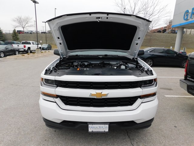 2018 Silverado 1500 Double Cab 4x4,  Pickup #C20992 - photo 16