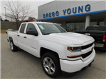 2018 Silverado 1500 Double Cab 4x4,  Pickup #C20992 - photo 1
