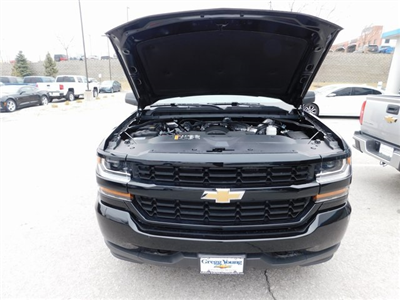2018 Silverado 1500 Double Cab 4x4, Pickup #C20993 - photo 16