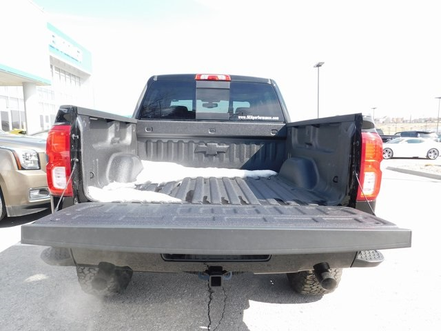 2018 Silverado 1500 Crew Cab 4x4, Pickup #C21032 - photo 10