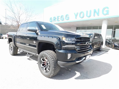 2018 Silverado 1500 Crew Cab 4x4, Pickup #C21032 - photo 4