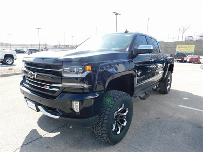 2018 Silverado 1500 Crew Cab 4x4, Pickup #C21032 - photo 6