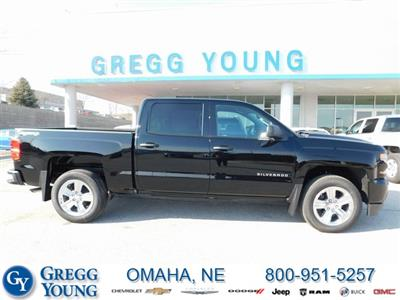 2018 Silverado 1500 Crew Cab 4x4,  Pickup #C21039 - photo 1