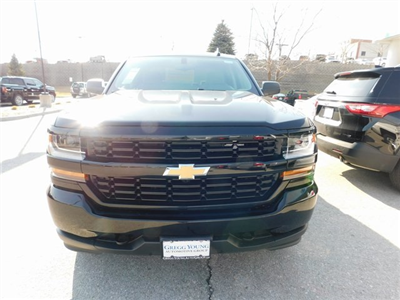 2018 Silverado 1500 Crew Cab 4x4,  Pickup #C21039 - photo 4