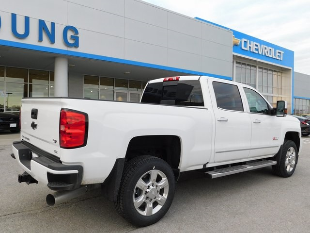 2018 Silverado 2500 Crew Cab 4x4,  Pickup #C21175 - photo 2