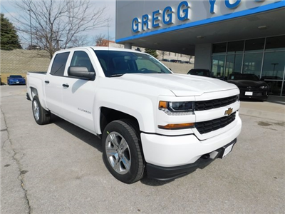 2018 Silverado 1500 Crew Cab 4x4,  Pickup #C21236 - photo 1