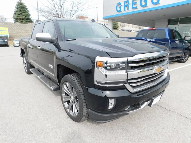 2018 Silverado 1500 Crew Cab 4x4,  Pickup #C21267 - photo 1