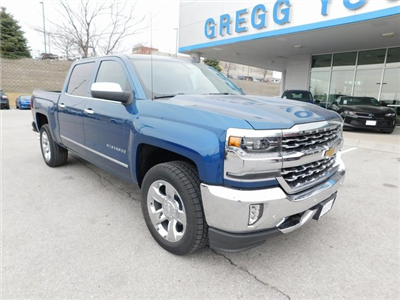 2018 Silverado 1500 Crew Cab 4x4,  Pickup #C21289 - photo 1